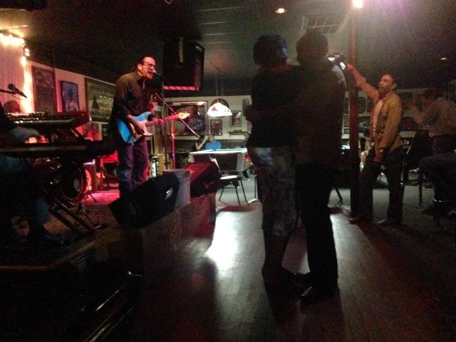 Holland K. Smith band