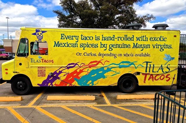Food Truck. Houston, Texas.iPhone5