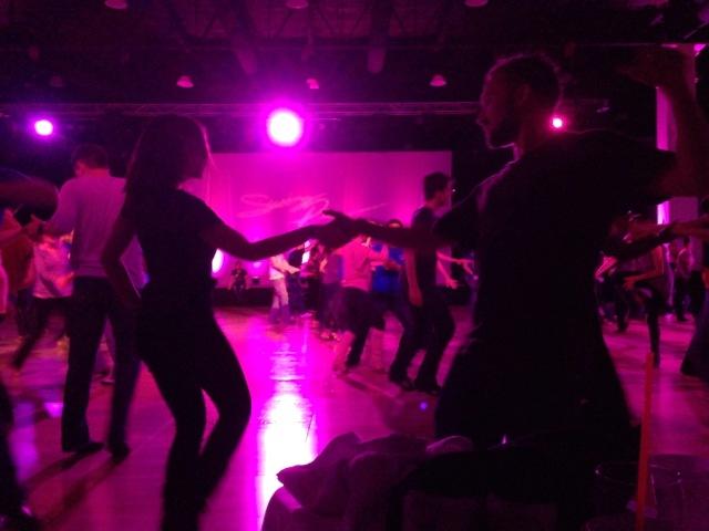 West Coast Swing Dance Event